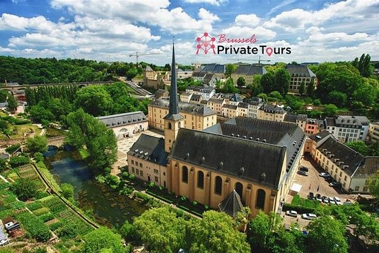 LUXEMBOURG DAYTRIP fra Bruxelles