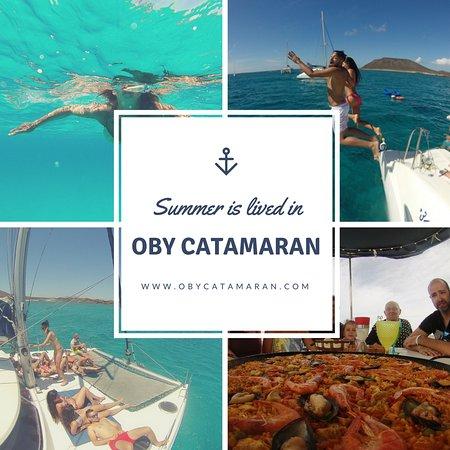 Oby Catamaran