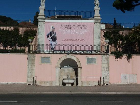 Chafariz do Palacio de Belem