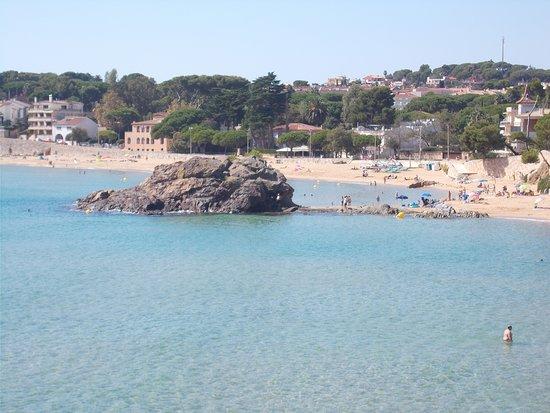 פאלאמוס, ספרד: Пляж Ла Фоска