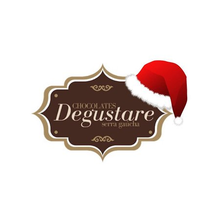 Já é Natal na Chocolates Degustare!! Venha nos visitar!!