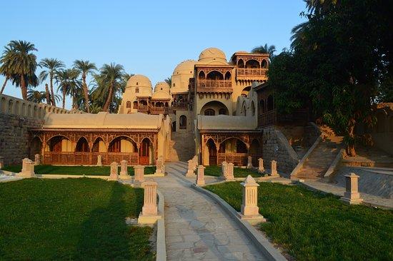 Djorff Palace Hotel, hoteles en Luxor