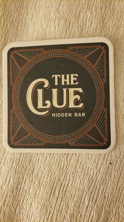 The Clue Hidden Bar