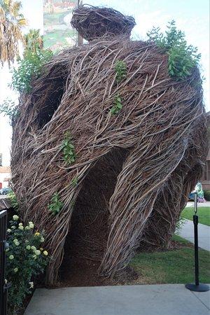 Sculpture Outside
