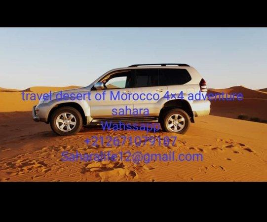 Sahara Life Private Day Tours