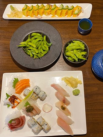 Koi Japanese Hibachi & Sushi