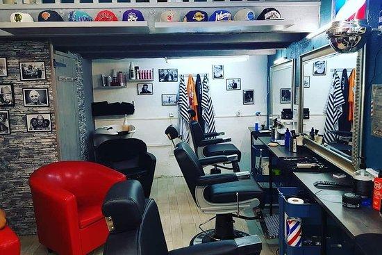 Barber shop le touareg