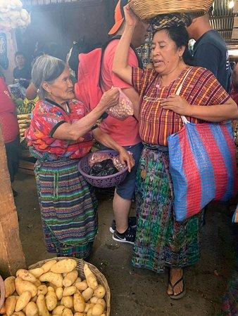 Clase de cocina guatemalteca y tour de mercado: Market snapshots