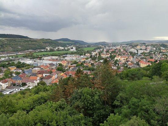 Lookout tower Městská hora