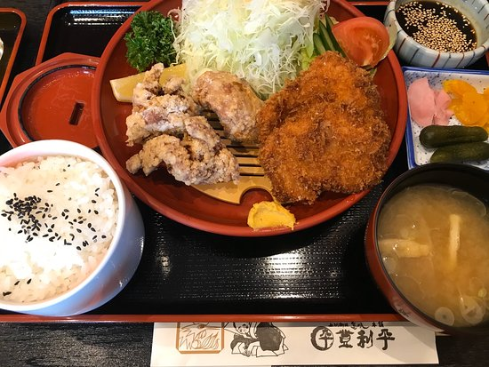 Toriheitomioka: 登利平 富岡店