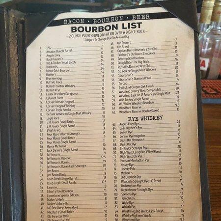 Valokuva: Bacon, Bourbon & Beer