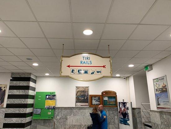 Celje Railway Station