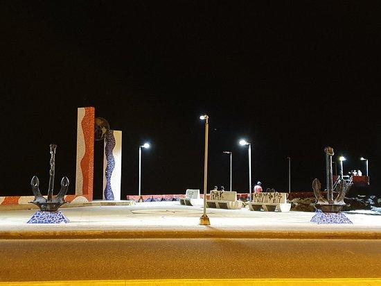 Monumentos Union de los Oceanos