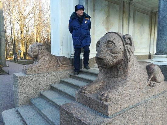 Воронихинские колоннады
