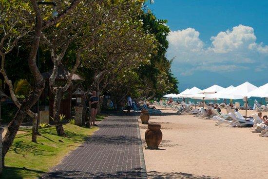 Bali social beach run and conditioning