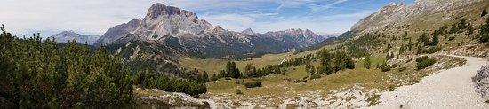 Rifugio Vallandro: Panorama