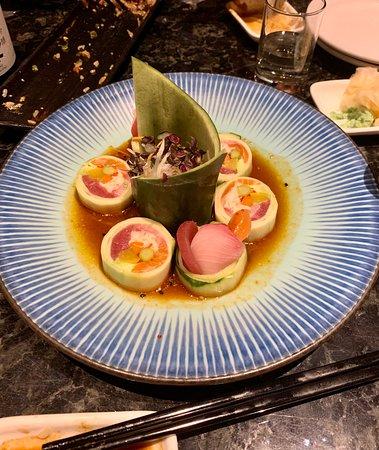 Wonderful sushi experience!