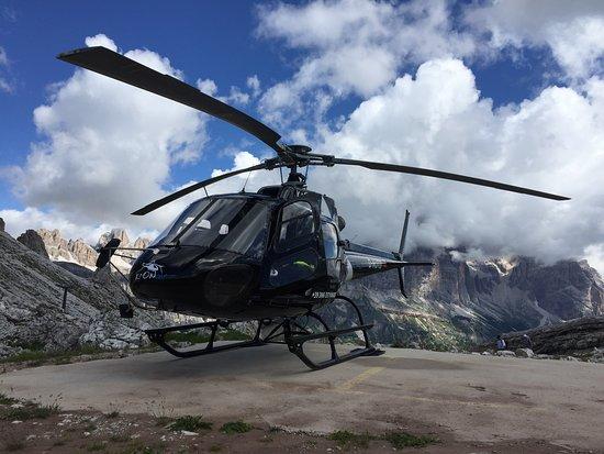 KronAir Helicopter