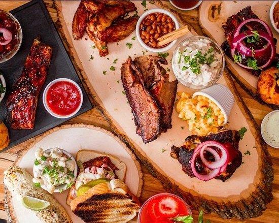 Irvington, NJ: BBQ Dinner