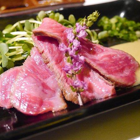Kabukicho, Japón: 和牛ウチモモのたたき