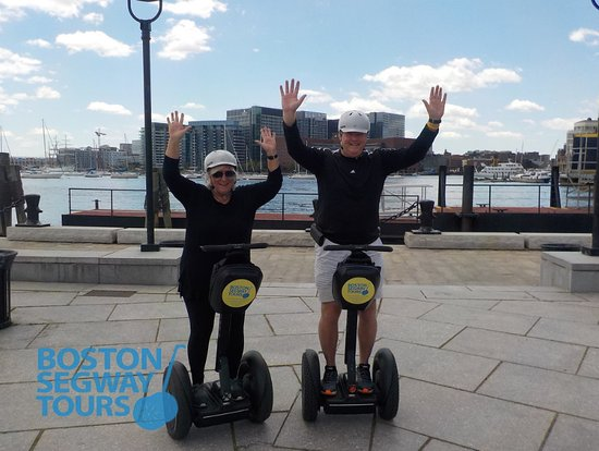 #Thanksgiving  is coming! 🦃 Gather your #friends & #family to join us on #TripAdvisor's #1 #tour in the city… #Boston #Segway #Tours  😎 www.bostonsegwaytours.net