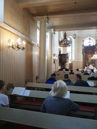 Pärnu, Estonia, Iglesia Santa Isabel.
