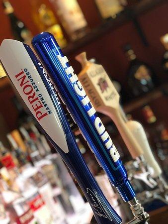 Local brews and customer favorites!