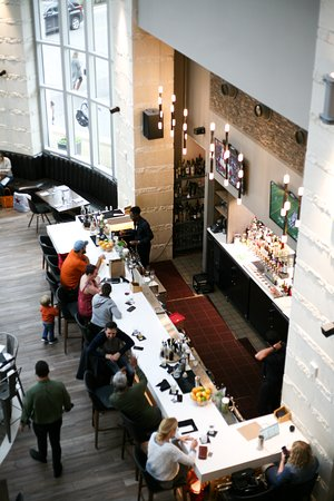 Ambience Picture Of Second Bar Kitchen Domain Northside Austin Tripadvisor