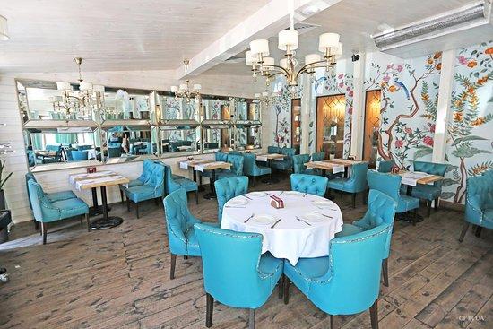 Givi Rubinstein restaurant interior