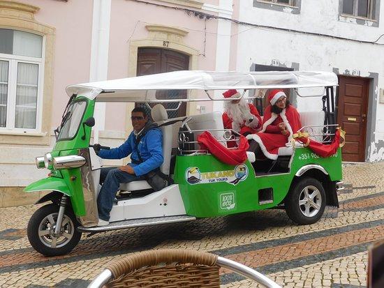 Tukano Tuk Tours Lagos - Tuk Tours