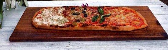 Half Meter of Pizza