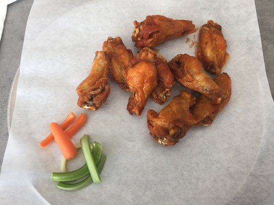 Grizzly's Pizza & Wings