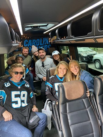 AHA Tours : Panthers games from Wilmington, NC