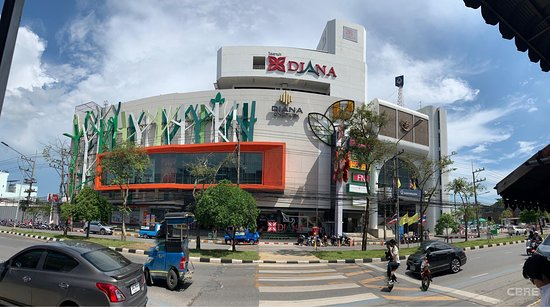 Diana Complex Shopping Center