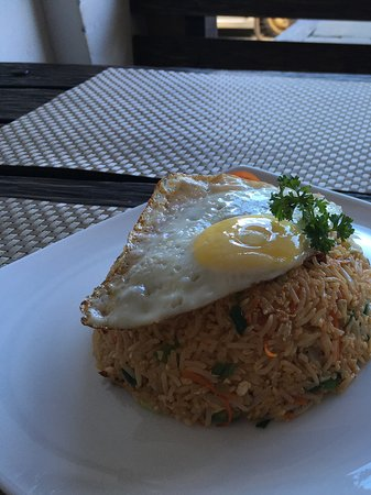 Most tasty rice in Weligama!!