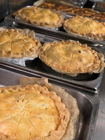 The Lodge Bar & Dining at Littleover Lodge : Sue's Pies!