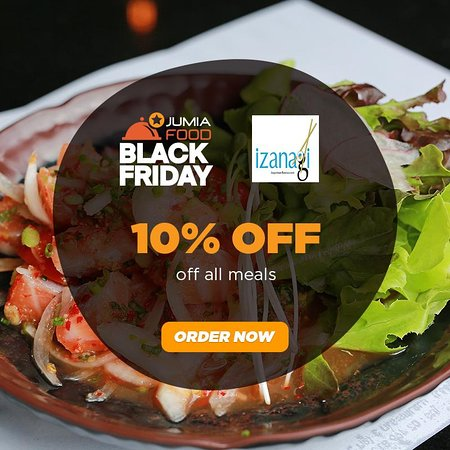 black Friday 29th November 2019