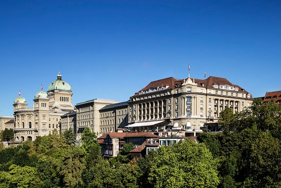 Situated in the heart of Berne next to the Swiss House of Parliament