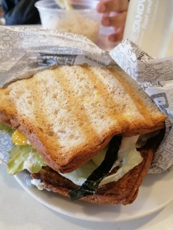 The Sandwich Guy Baguio 39 Session Rd Restaurant Reviews