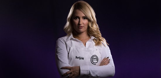 Chef Angela Papavasileiou!