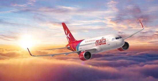 Результат пошуку зображень за запитом Air Malta