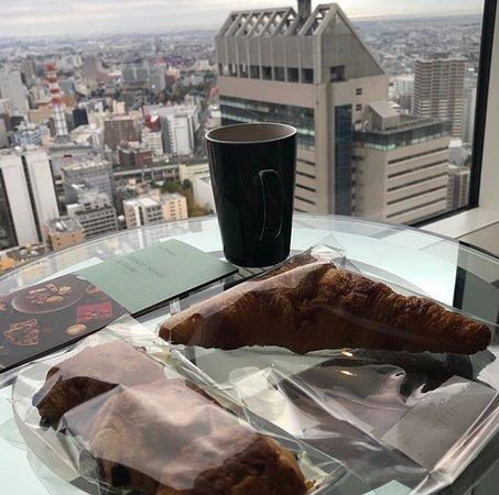 朝ごはんはペストリーのパン☆