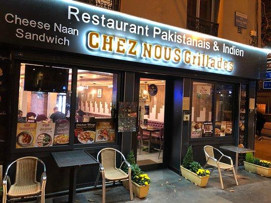Seine-Saint-Denis, Francia: Un endroit super sympa pour déguster une véritable cuisine indienne et pakistanaise à Saint-Denis.