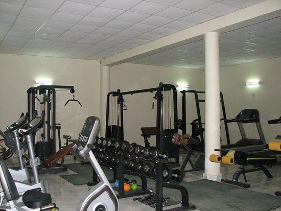 Wau, Южный Судан: Fully Equipped gym.