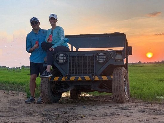 Siem Reap, Camboya: Jeep Trail Adventure