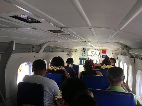 Wallis- og Futunaøyene: vol Wallis Futuna