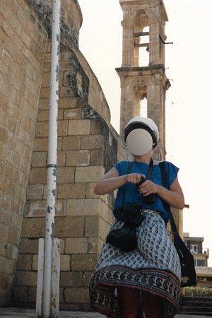 Peristerona, Chipre: The Church of Saints Varnavas and Ilarionas