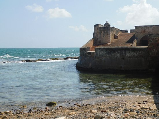 Fortin de San Jeronimo del Boqueron