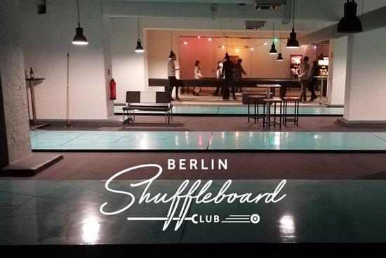 Berlin Shuffleboard Club
