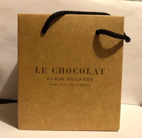 Le Chocolat Alain Ducasse - Comptoir Canopee